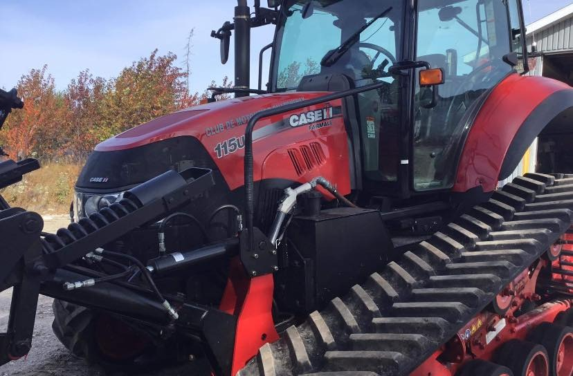 CASE FARMALL 115U AVEC KIT GILBERT